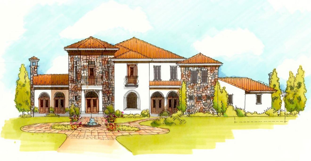 Bella Collina Custom Home