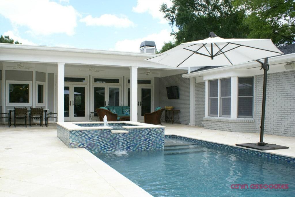 Indoor-Outdoor Pool and Patio Renovation Orlando FL