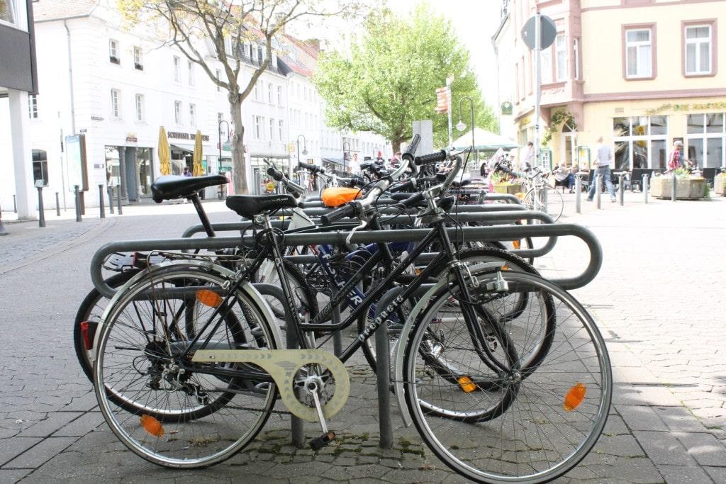 Bike Parking, Germany