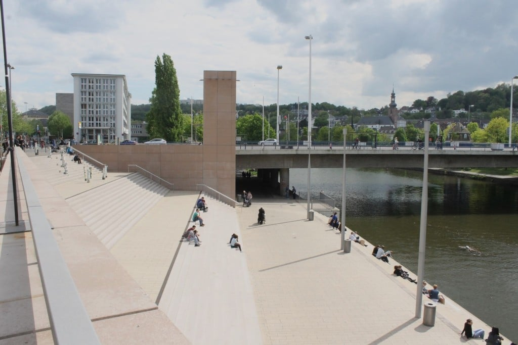 Stadtmitte am Fluss, Saarbrücken, Germany