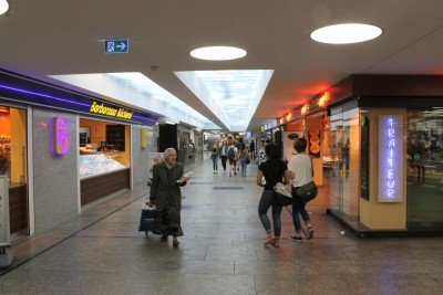 Saarbrücken Underground Passage