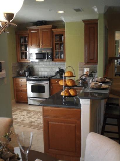 Jesup kitchen