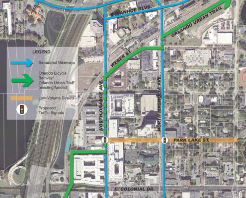 North Quarter Map