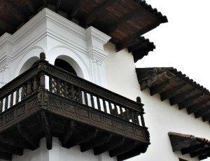 Peru - Cusco - Architecture