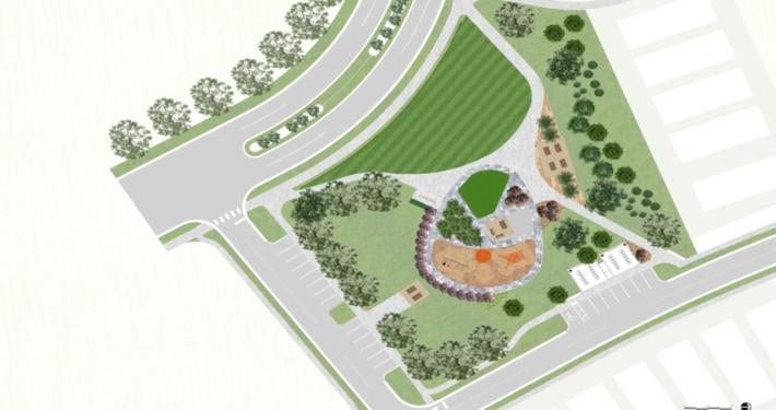 The Hills Park Plan