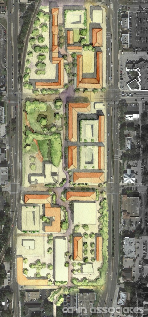 2014.05.22 Placemaking in Maitland, FL - Master Plan