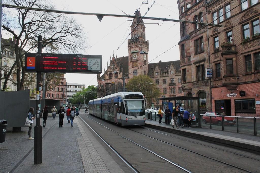 Saarbahn, Saarbrücken, Germany