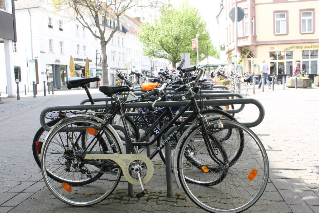 Bike Parking, Germany