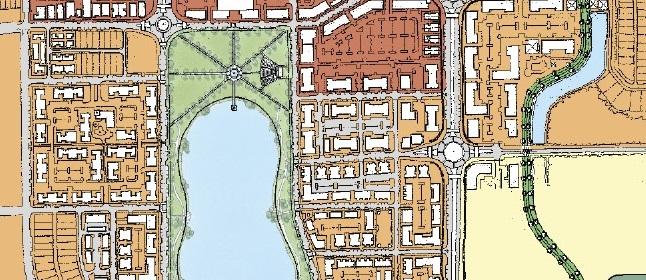 Lake Flores Florida Site Master Plan 3