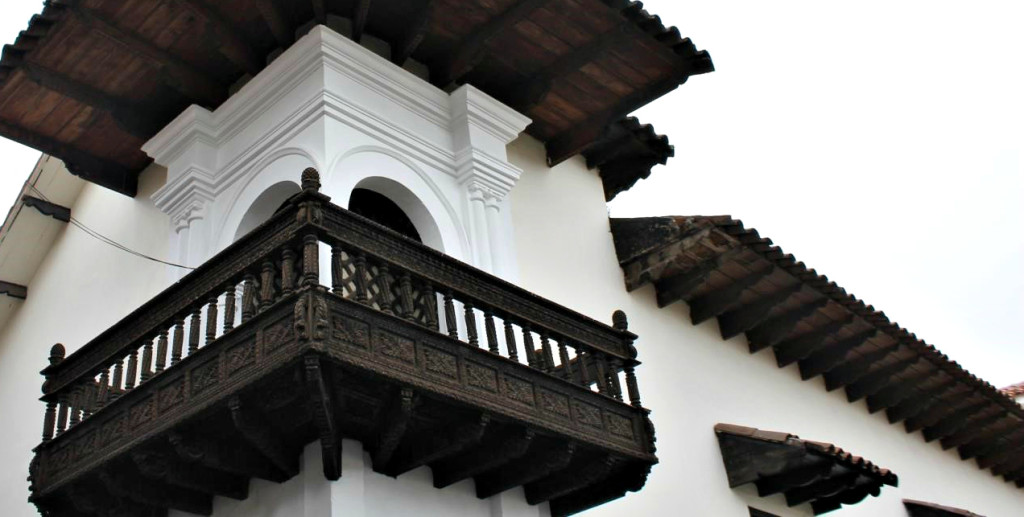 Peru - Cusco - Architecture