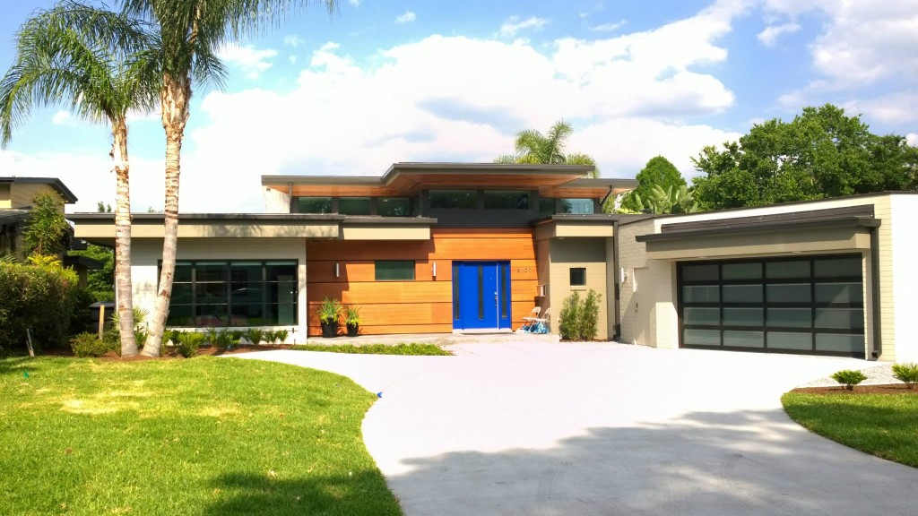 Florida Mid-Century Modern Architecture - Update and Renovation